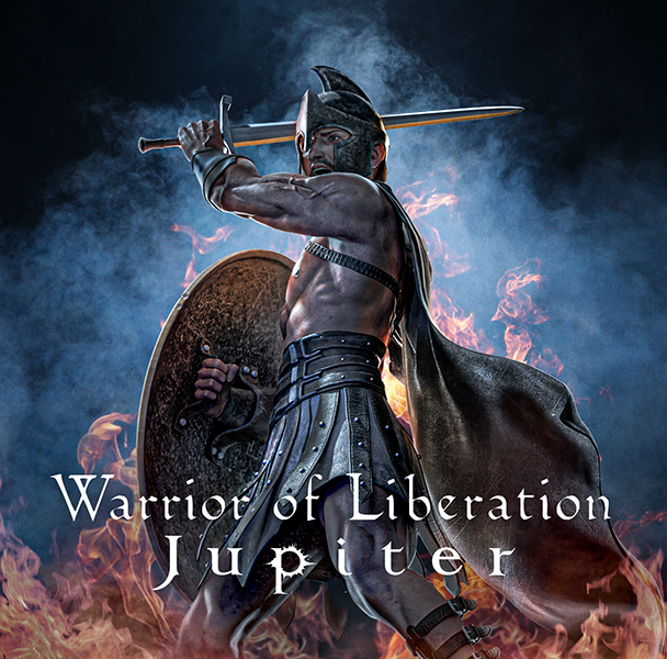 Jupiter 「Warrior of Liberation」 【通常盤】
