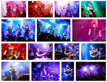 Live Photo set「HIZAKI Birthday Live」
