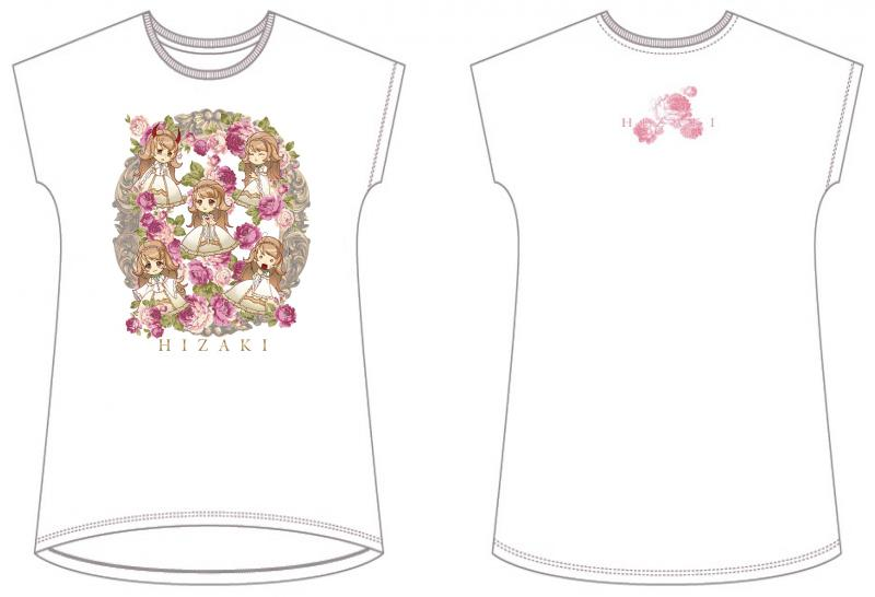 HIZAKI T-shirt Dress
