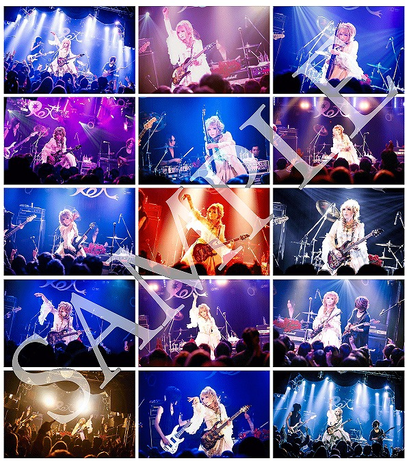 Live Photo set「Mother Earth」
